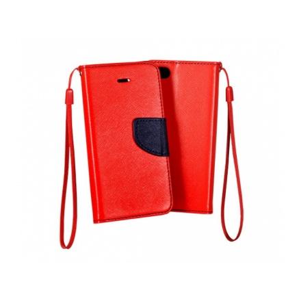 POUZDRO Tel1 FANCY iPHONE 5 červená-modrá