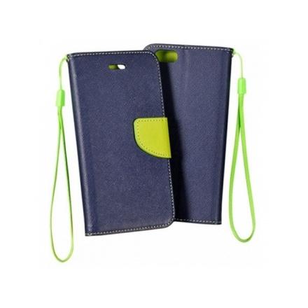 Pouzdro Telone Fancy Xiaomi Mi Max modrá-limetková