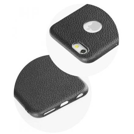 Pouzdro Forcell LIZARD Huawei Mate 10 Lite černá 590173787