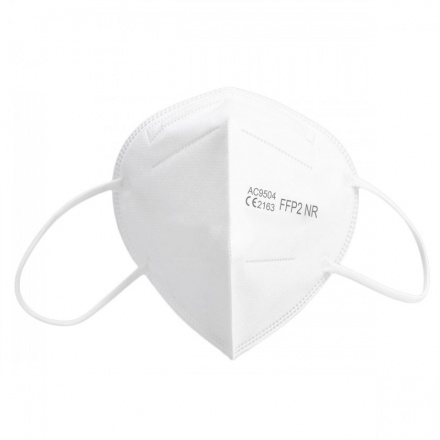 Respirátor FFP2 bez ventilu (5ks)