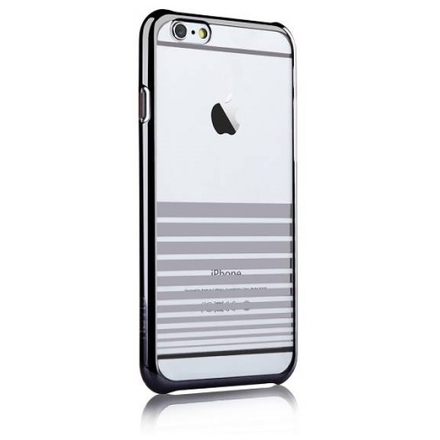 Pouzdro DEVIA Melody iPhone 6/6S gun black