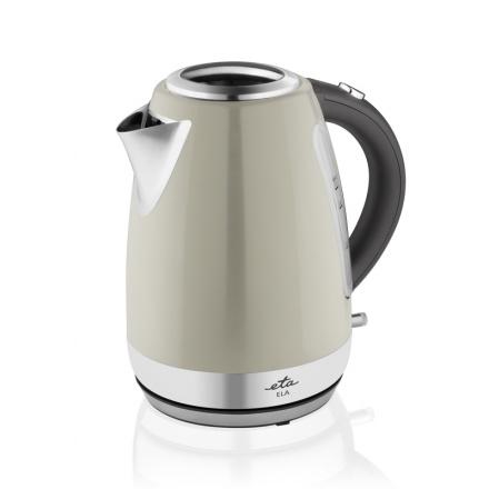 Rychlovarná konvice ETA 8598 Ela bílá káva