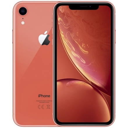 Apple iPhone XR 64GB Coral, MRY82CN/A