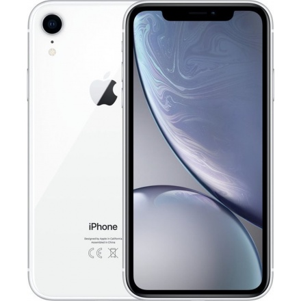 Apple iPhone XR 128GB White, MRYD2CN/A