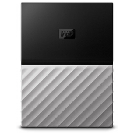 "Ext. HDD 2,5"" WD My Passport Ultra 1TB černo-šedá, WDBTLG0010BGY-WESN"
