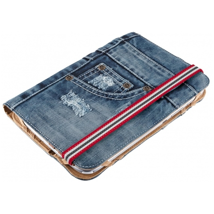 """TRUST Jeans Folio Stand 7-8"""" tablets, 19481"""