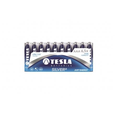 TESLA - baterie AAA SILVER+, 10ks, LR03, 1099137100