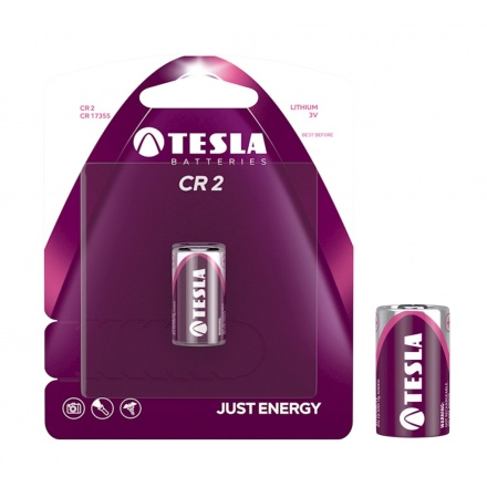 TESLA - baterie TESLA CR2, 1ks, CR17355, 1099137133