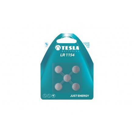 TESLA - baterie TESLA LR 1154, 5ks, LR 1154 LR44, 1099137141