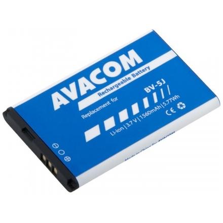 Baterie AVACOM GSMI-BV5J-S1560 do mobilu Microsoft Lumia 435 Li-ion 3,7V 1560mAh (náhrada BV-5J), GSMI-BV5J-S1560