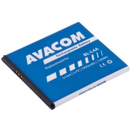 Baterie AVACOM GSNO-BL4A-1905 do mobilu Microsoft Lumia 535 Li-ion 3,7V 1905mAh (náhrada BL-L4A), GSNO-BL4A-1905