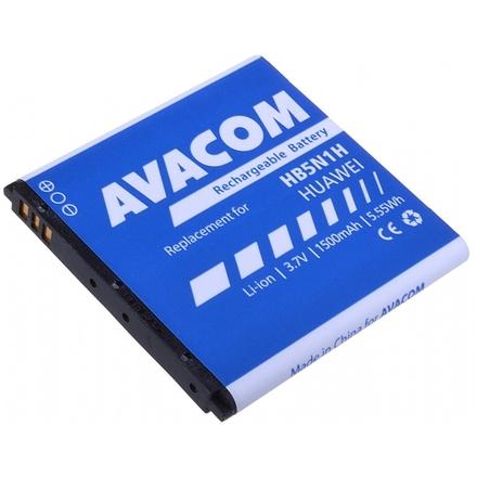 Baterie AVACOM PDHU-G300-S1500A do mobilu Huawei G300 Li-Ion 3,7V 1500mAh (náhrada HB5N1H), PDHU-G300-S1500A