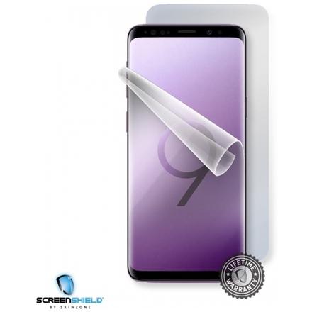 Screenshield SAMSUNG G960 Galaxy S9 folie na celé tělo, SAM-G960-B