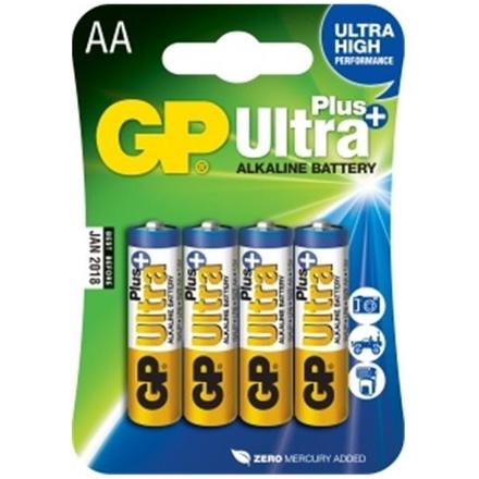 Gp Baterie GP Ultra Plus 4x AA, 1017214000