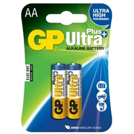 Gp Baterie GP Ultra Plus 2x AA, 1017212000
