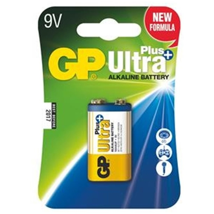 Gp Baterie GP Ultra Plus 1x 6LF22, 1017511000