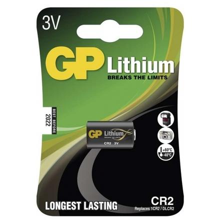Gp Baterie Lithiová baterie GP CR2 - 1ks, 1022000611
