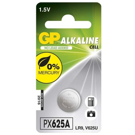 Gp Baterie Alkalická Baterie GP 625A, 1041062511