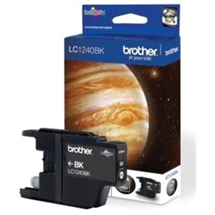 Brother LC-1240BK - inkoust černý, LC1240BK - originální