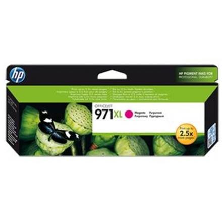 HP 971XL purpurová inkoustová kazeta, CN627AE, CN627AE