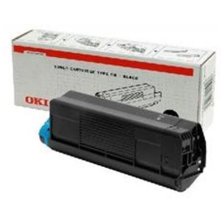 Oki Cyan toner do C510/511/530/531/MC561/562, 44469724