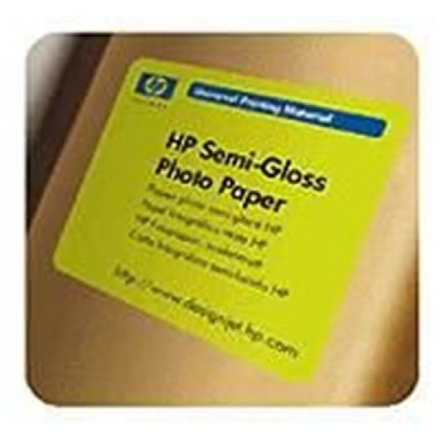 "HP Semi-Gloss Photo Paper - role 42"", Q1422B"