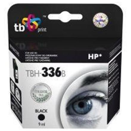 Ink. kazeta TB kompat. s HP C9362EE (No.336) Black, TBH-336B