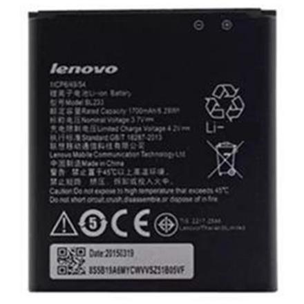 Lenovo BL233 Original Baterie 1700mAh Li-Pol Bulk, 8596311020377