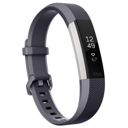 Fitbit Alta HR Blue Gray - Large, FB408SGYL-EU