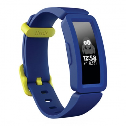 Fitbit Ace 2 Night Sky + Neon Yellow, FB414BKBU