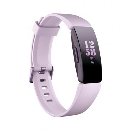 Fitbit Inspire HR - Lilac, FB413LVLV