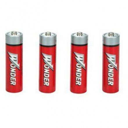 Abb Baterie AA 1,5V R6 JCB (60KS), Baterie AA 1,5V R6 W