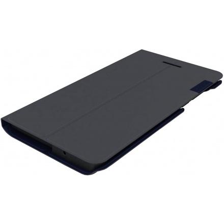 Lenovo TAB3 7 E Folio Case and Film (Black-WW), ZG38C00959