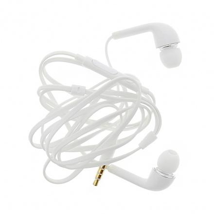 EO-EG900BW Samsung Stereo Headset 3,5mm White (Bulk), 19126