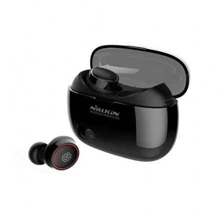 Nillkin Liberty TWS Stereo Wireless Bluetooth Earphone Black/Red, 2442979