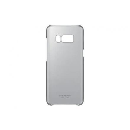 EF-QG950CBE Samsung Clear Cover Black pro G950 Galaxy S8 (Pošk. Blister), 2437244