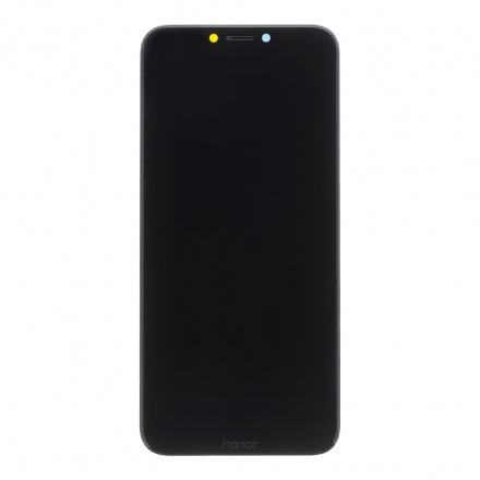 Honor Play LCD Display + Dotyková Deska + Přední Kryt Black (Service Pack), 2440838