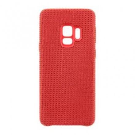 EF-GG960FRE Samsung Hyperknit Cover Red pro G960 Galaxy S9 (Pošk. Blister), 2445922