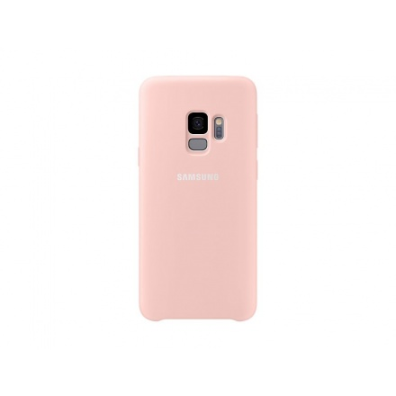 EF-PG960TPE Samsung Silicone Cover Pink pro G960 Galaxy S9 (EU Blister), 2442232