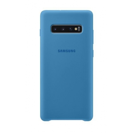 EF-PG970TLE Samsung Silicone Cover Blue pro G970 Galaxy S10 Lite (EU Blister), 2443755