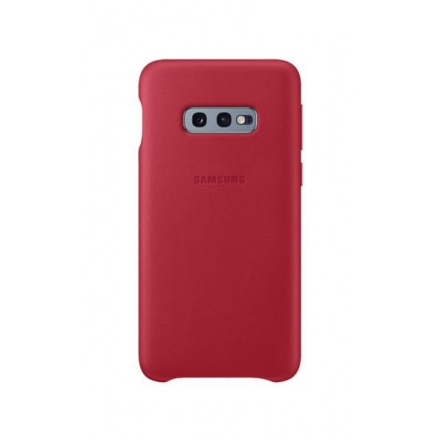 EF-VG970LRE Samsung Leather Cover Red pro G970 Galaxy S10 Lite (EU Blister), 2443768