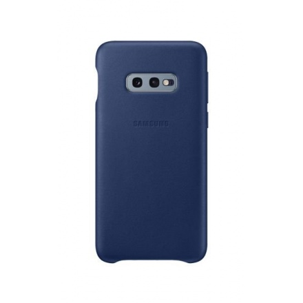 EF-VG970LNE Samsung Leather Cover Navy pro G970 Galaxy S10 Lite (EU Blister), 2443767