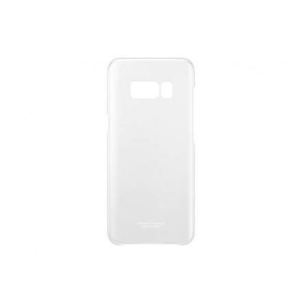 EF-QG950CSE Samsung Clear Cover Silver pro G950 Galaxy S8 (EU Blister), 2434582