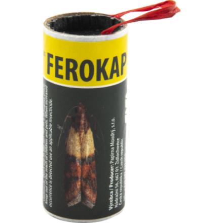 Ferokap páska na odchyt potravinových molů, jak na potravinové moly