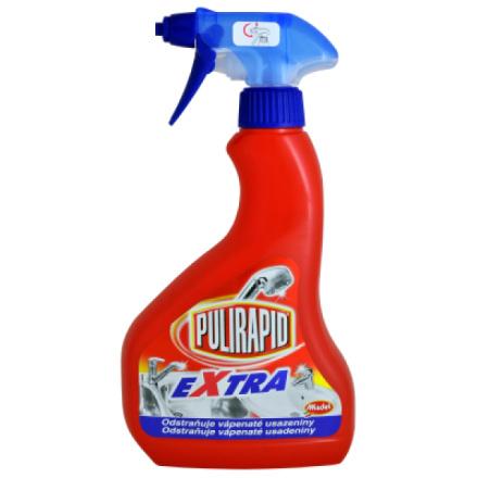Madel Pulirapid Extra, na rez a vodní kámen, rozprašovač, 500 ml