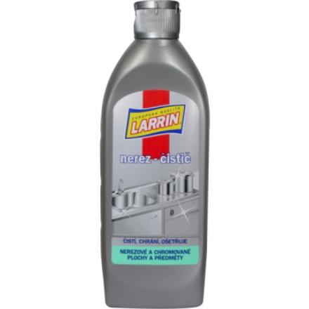 Larrin Nerez, čistič nerezových povrchů, 250 ml