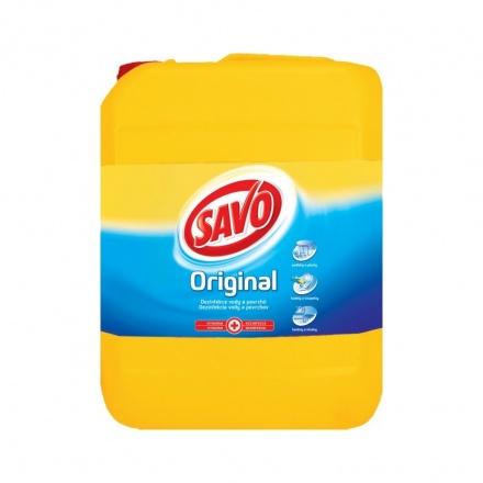 Savo Original, dezinfekční prostředek, určený k dezinfekci vody a povrchů v domácnosti, 5 kg