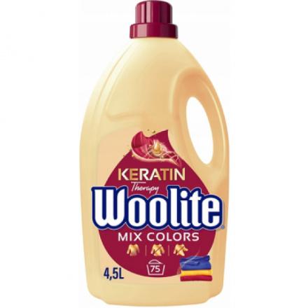Woolite Extra Color, prací gel na barevné prádlo, 4,5 l