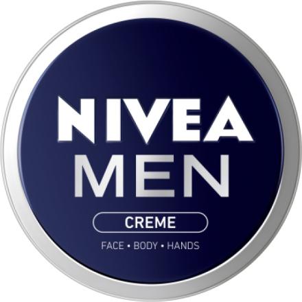 Nivea Men Creme, pánský pleťový krém, 75 ml