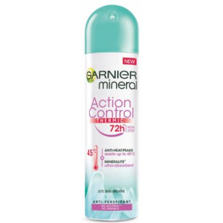 Garnier Mineral Action Control Thermic antiperspirant, deosprej 150 ml